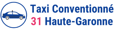 Logo Taxi conventionne 31 Haute Garonne VSL