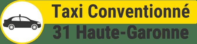 Logo Taxi Conventionne VSL 31 Haute Garonne